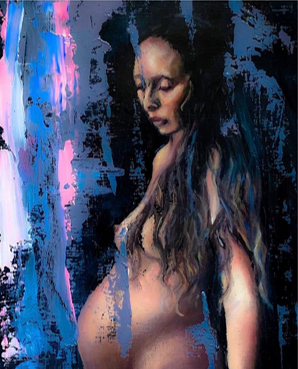 Blues, de Susanna Carmona